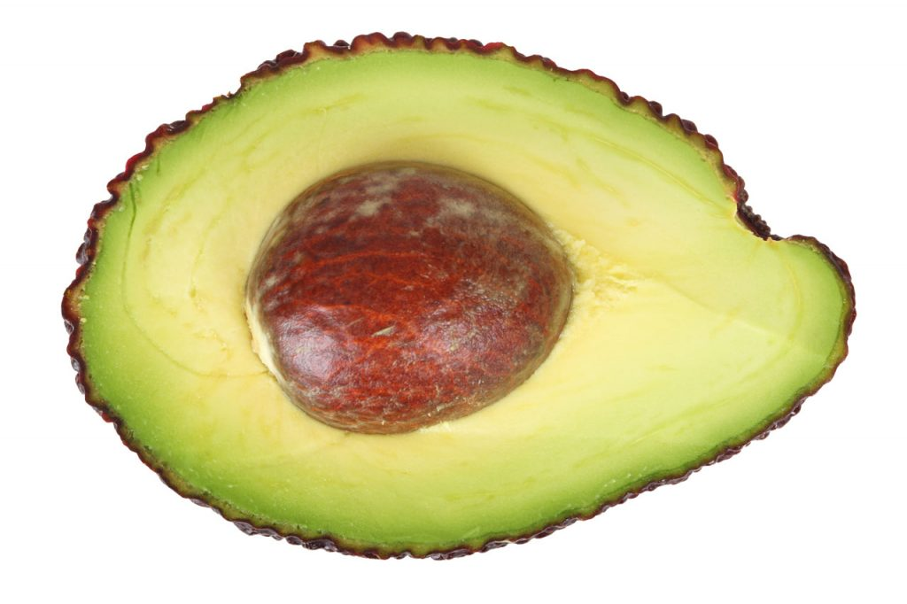 Avocado one of the super naked foods high in Glutathione
