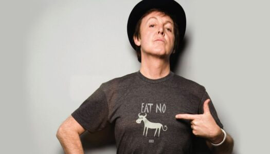 McCartney: Meat Free Monday to help the planet
