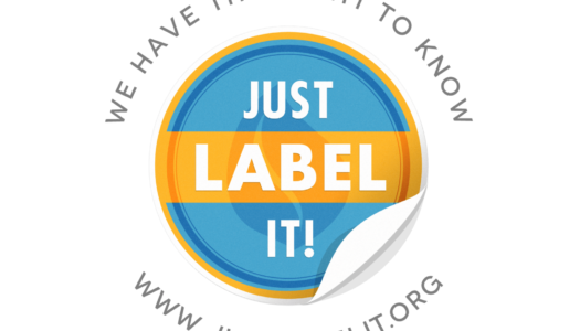 Labels Matter! We have the right to know