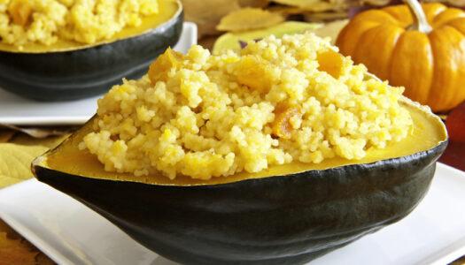 Naked Recipe: Stuffed Gourmet Acorn