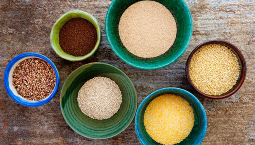 10 Gluten-Free Grains for Everyone