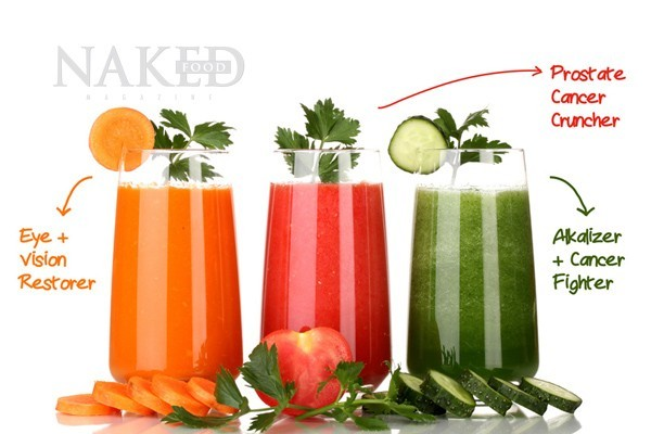 Smoothies: Sipping your way back to health - Naked Food Magazine