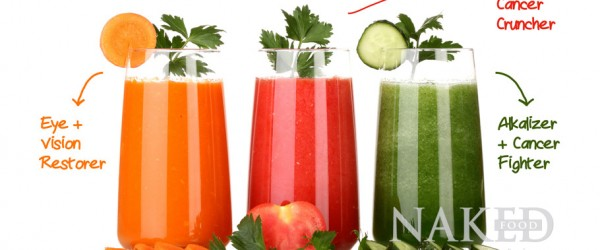 Smoothies: Sipping your way back to health ‹ Naked Food Magazine ...