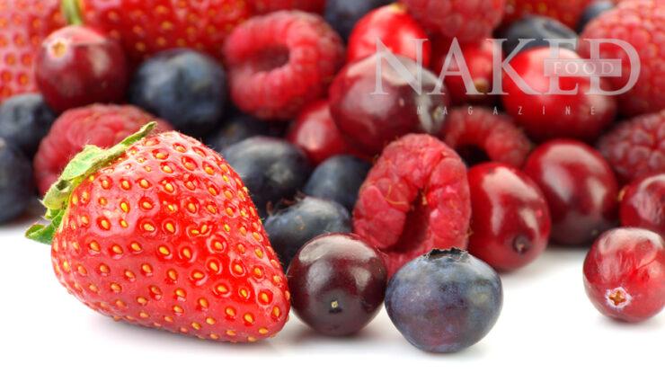 Superfoods: Berries @NakedFoodMagazine.com
