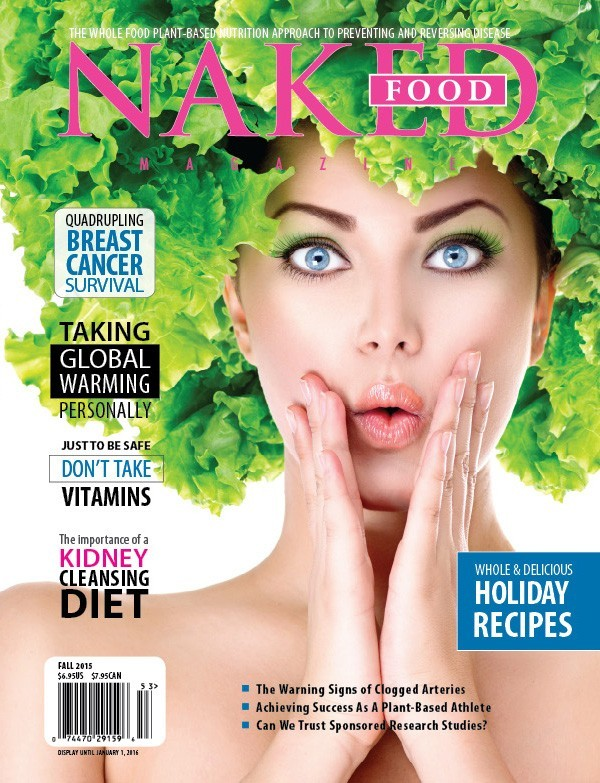 Naked Food Magazine Fall 2015