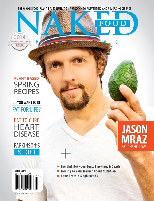 Naked Food Magazine Spring 2015