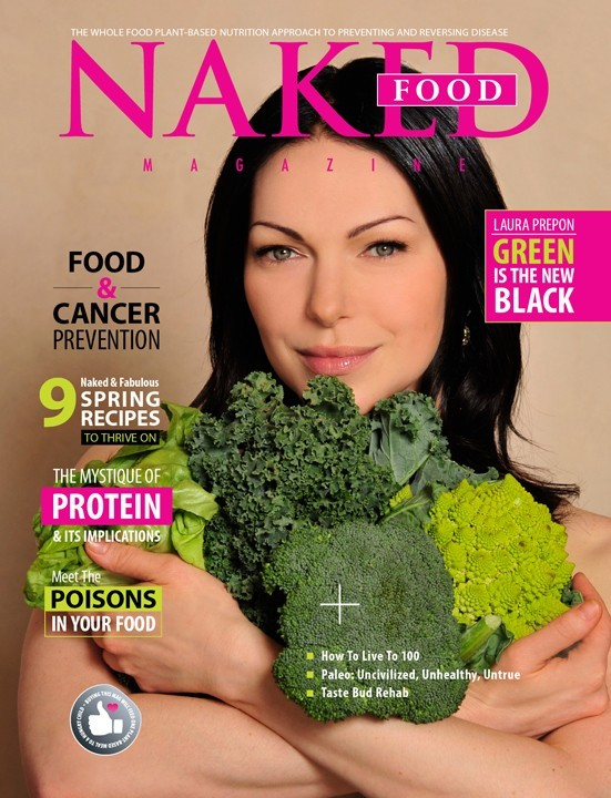 Naked Food Magazine Spring 2014