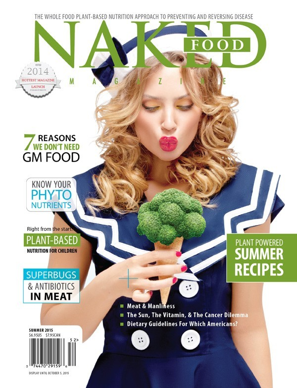 Naked Food Magazine Summer 2015