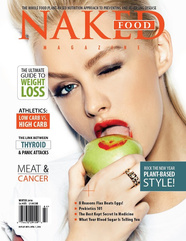 Naked Food Magazine Winter 2016