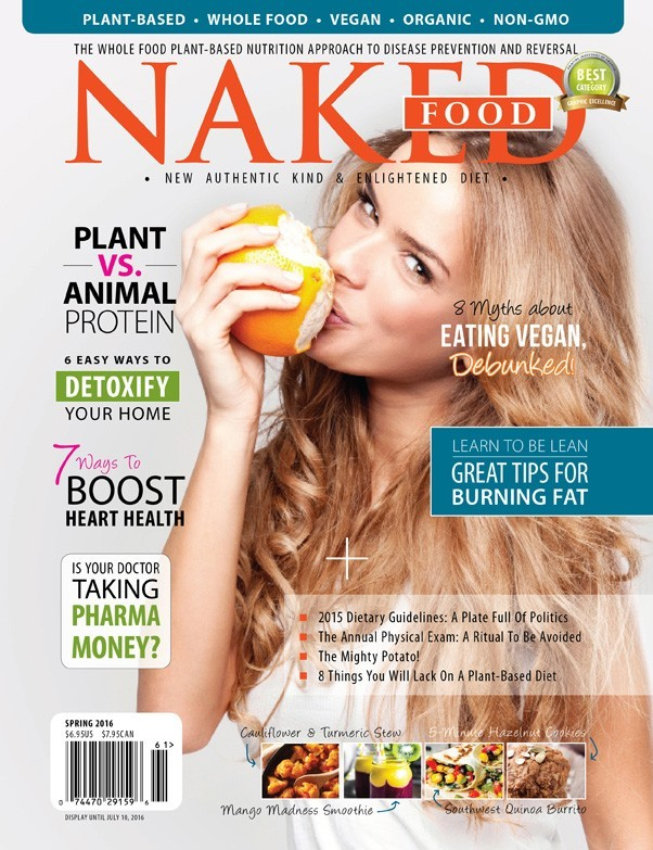 Naked Food Magazine Spring 2016