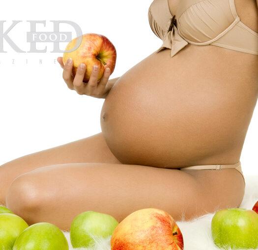 The Benefits of a Plantiful Pregnancy @NakedFoodMagazine.com