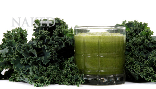 Blood Detoxifying + Alkalizing + Cancer Preventing Smoothie