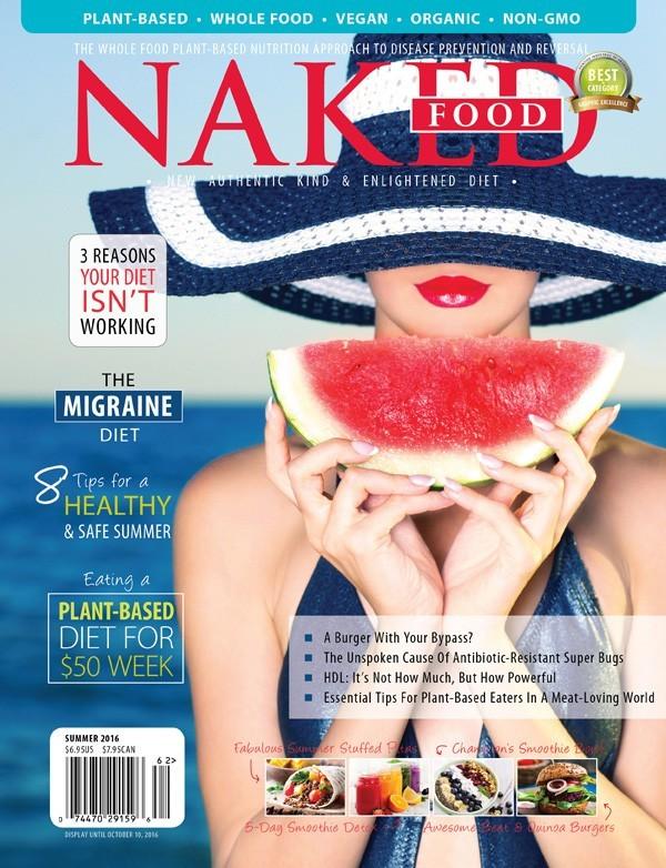 Naked Food Magazine Summer 2016