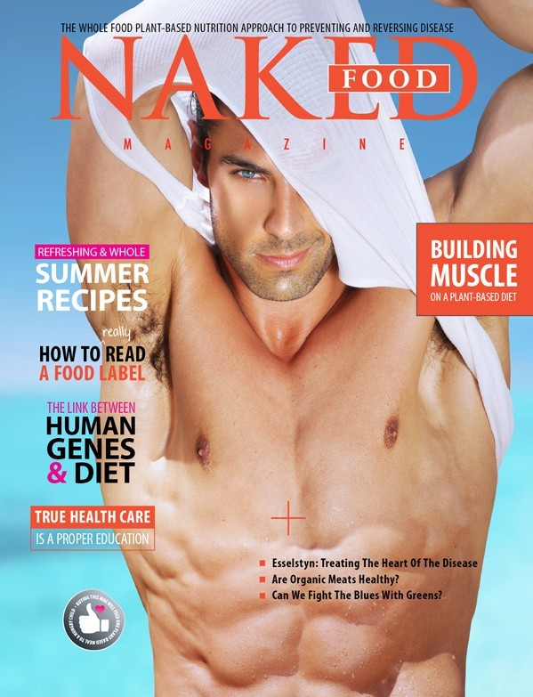 Naked Food Magazine Summer 2014