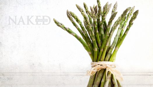 Naked Food Spotlight: Asparagus