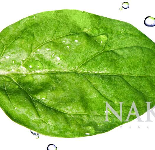 Naked Superfood: Leafy Greens - NakedFoodMagazine.com
