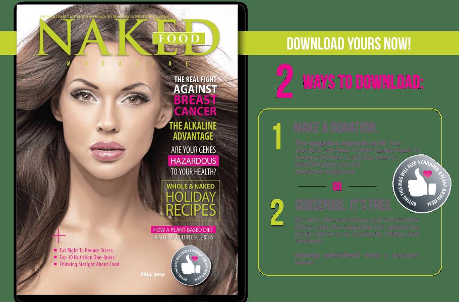 Naked Food Magazine � Fall Issue 2013 � Naked Food Magazine