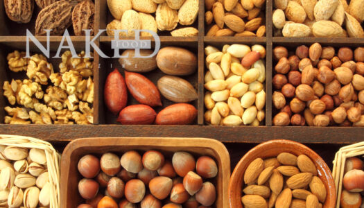 Naked Food Spotlight: Nuts