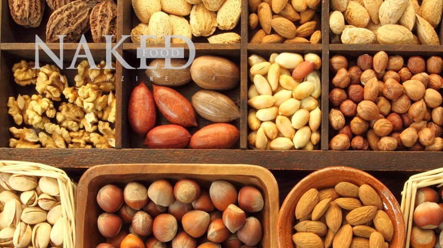 Naked Superfood: Nuts @ Naked Food Magazine