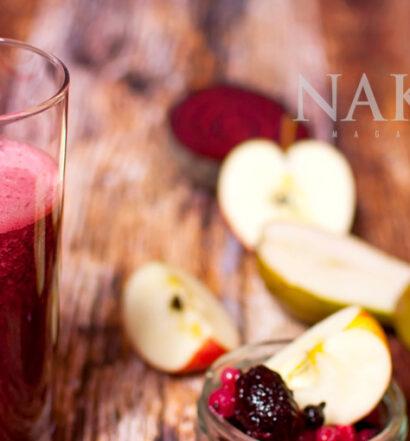 Naked Smoothie: Cancer Crusher Goodness @ Naked Food Magazine