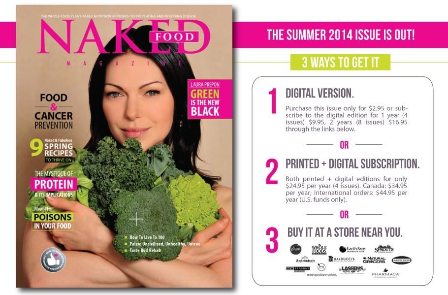 Naked Food Magazine � Spring 2014 � Naked Food Magazine