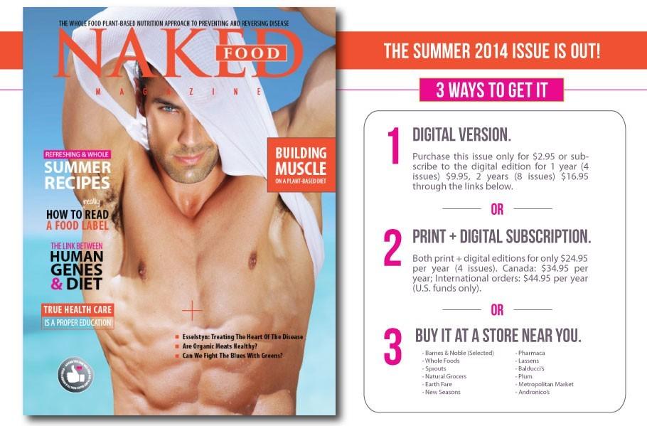 Naked Food Magazine � Summer 2014 � Naked Food Magazine