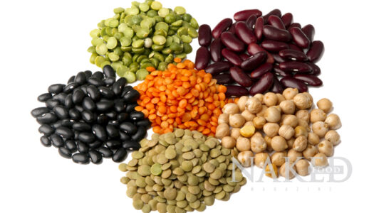 Naked Food Spotlight: Legumes