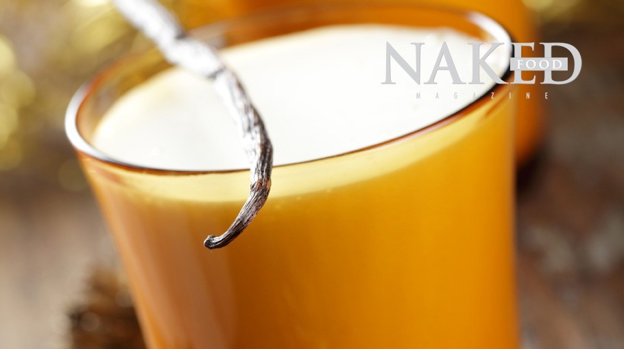 Holiday Eggless Eggnog @Naked Food Magazine