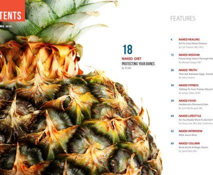 Naked Food Magazine - Spring 2015