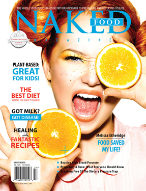 Naked Food Magazine - Winter 2015