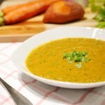 Naked Recipe: Kale, Carrot & Turmeric Bisque