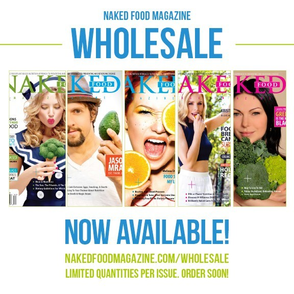 Naked Food Magazine Wholesale