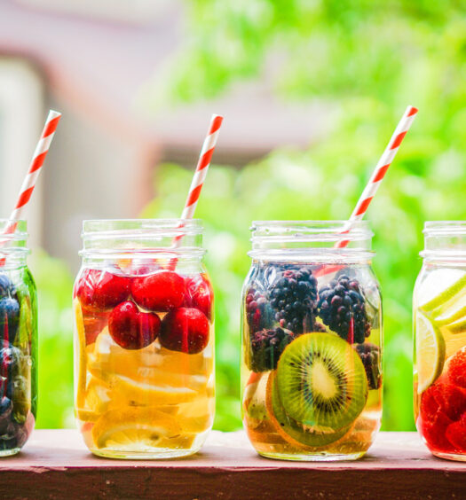 Detox Vitamin Water | Naked Food Magazine