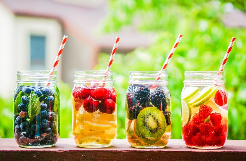 Detox Vitamin Water | Naked Food Magazine
