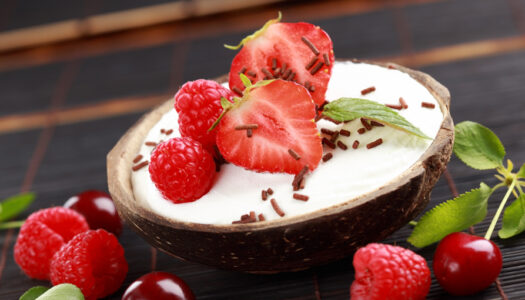 Naked Coconut Ice Cream