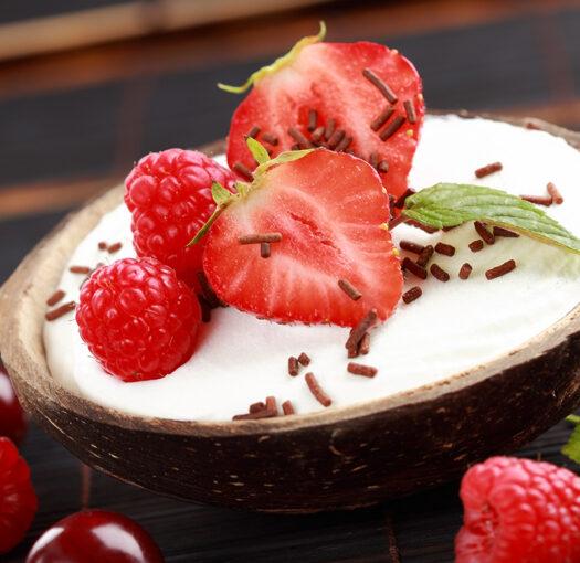 Naked Coconut Ice Cream | Naked Food Magazine