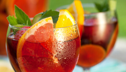 Naughty Summer Sangria