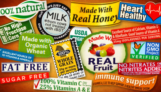 The 13 Most Misleading Food Label Claims