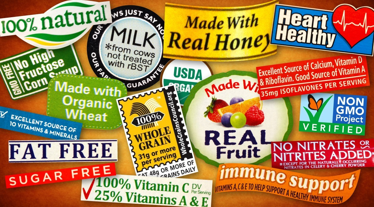 Most Misleading Food Label Claims | Naked Food Magazine