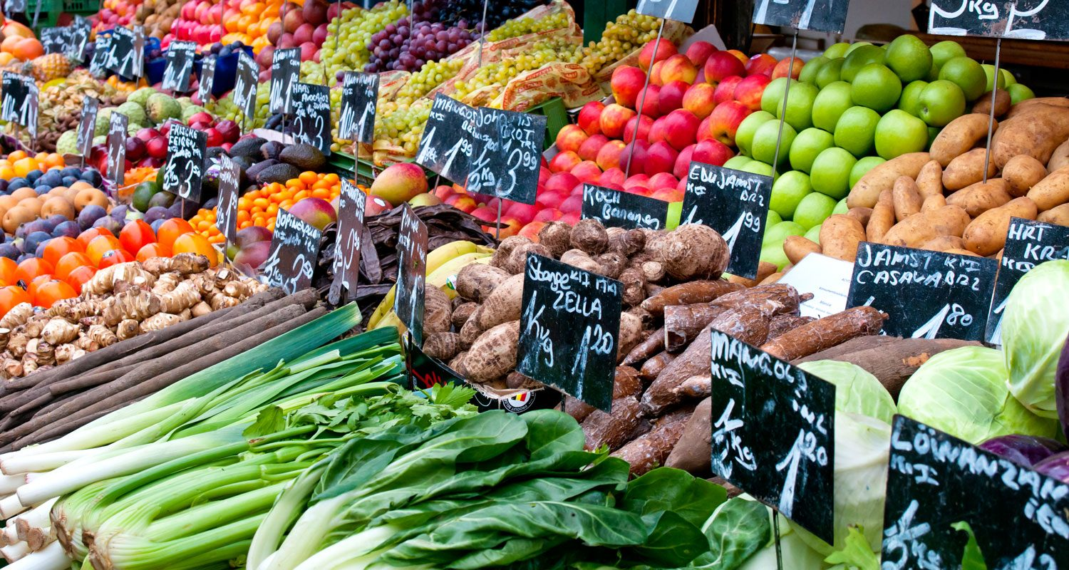 Naked Food Market: Plant-based, whole foods