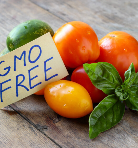 GMO labeling without GMO