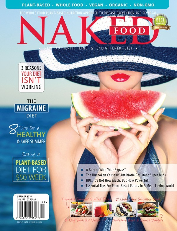 Naked Food Magazine - Summer 2016