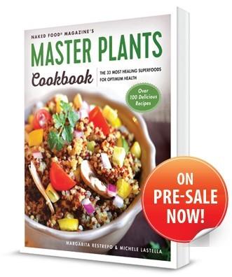 Master Plants Cookbook