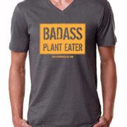 Badass Plant Eater | Large Men's Tee