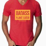 Badass Plant Eater | Men's Tee L
