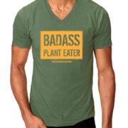 Badass Plant Eater | Men's Tee XL