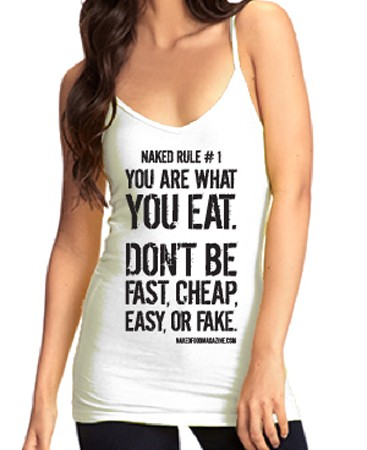 Badass Plant Eater | Women's Cami M