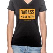 Badass Plant Eater | Women's Tee