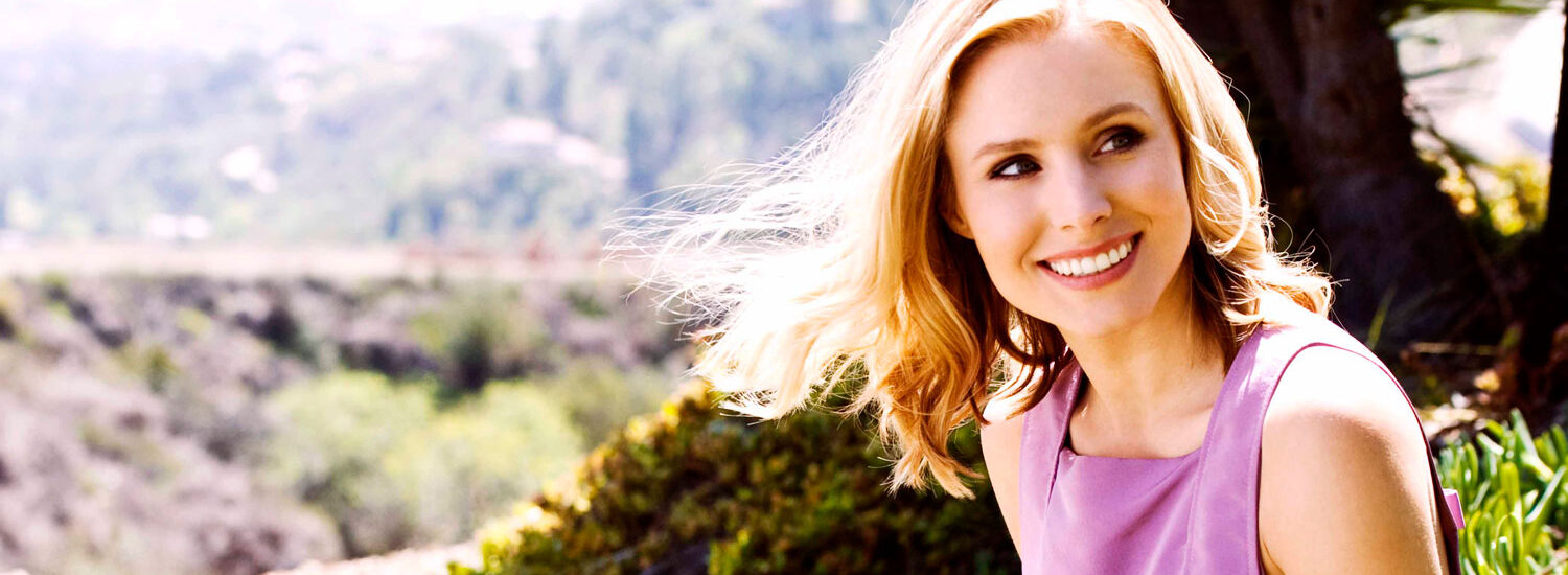 Kristen Bell Interview with Naked Food Magazine - Image Copyright @ Justin Campbell