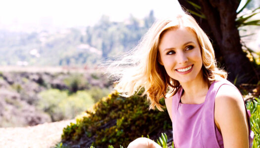 Naked Food Interview with Kristen Bell